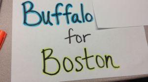 Buffalo for Boston