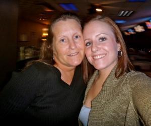 Mama Saint and I